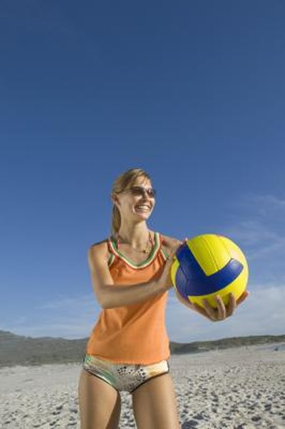 What Are the Health Benefits of Volleyball?