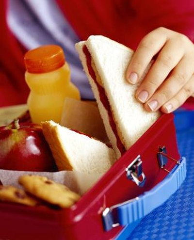 Healthy Sandwich Spreads for Children