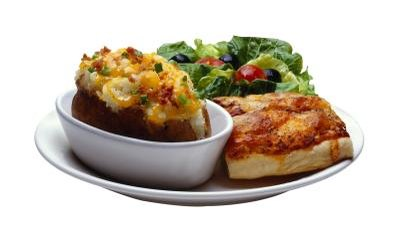 How Many Calories Are In a Baked Potato with Cheese?