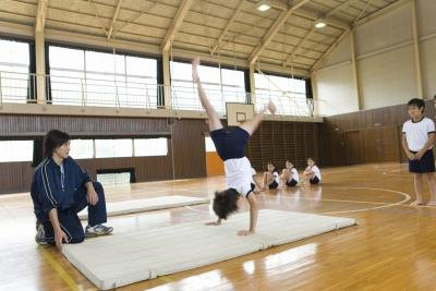 Gymnastics Drills for Back Handsprings