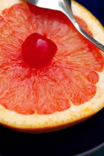 Grapefruit Juice Before a Workout to Burn More Fat