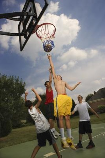 Plyometric Workout Routines for Basketball