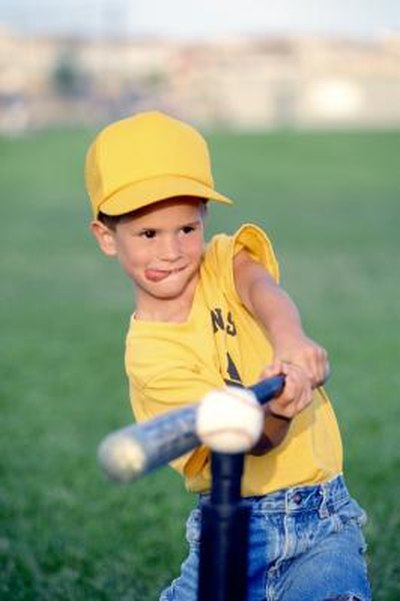 Batting Tips for T-Ball