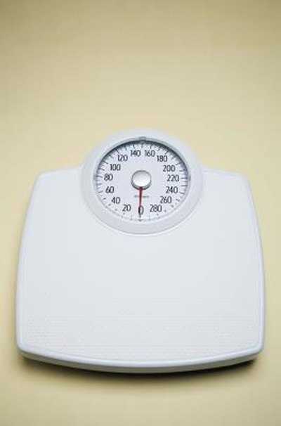 How to Lose Pounds for a Weigh In