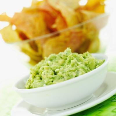 How to Fix Too Much Salt in Guacamole Dip