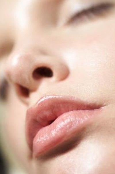 Bumps on the Edge of the Lips