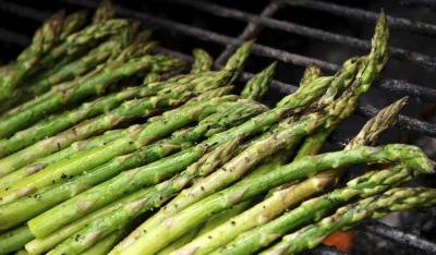 Minerals & Vitamins in Asparagus