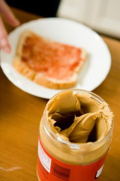 Peanut Butter Before Exercising