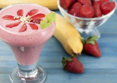 Strawberry Banana Smoothie Nutrition