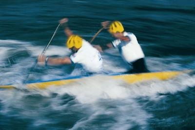 Techniques for Canoe Racing