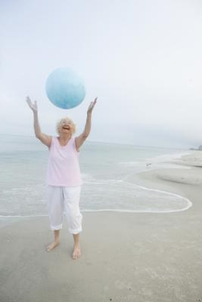 Firming Flabby Arms Through Strength Training in Senior Citizens