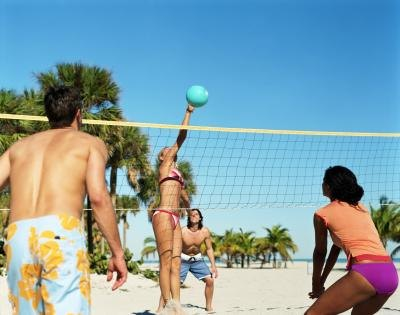 Objectives of Volleyball