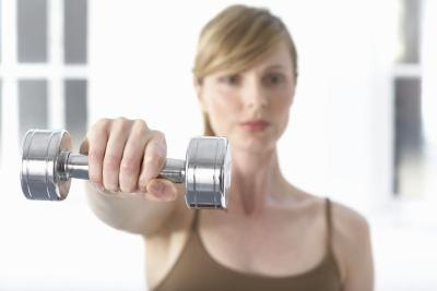 How to Get Bigger Arms for Girls