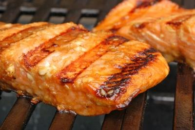 Grilled Salmon Nutrition Information