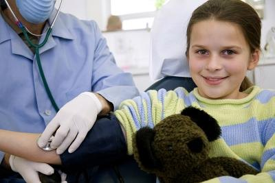 Normal Creatinine Levels in Children