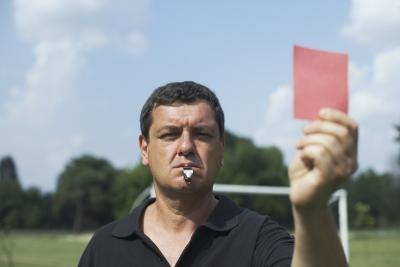 What Happens If You Get a Red Card in Soccer?