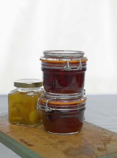 No Sugar Added Organic Jams & Jellies