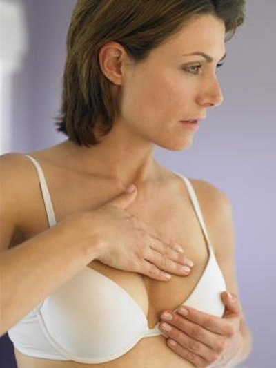 Bumps on the Outside of the Breast