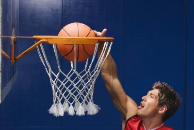 Training to Dunk a Basketball