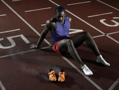 Track Spikes & Sports Injuries
