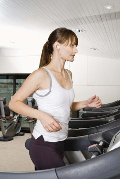 Exercise Pains Behind the Left Breast