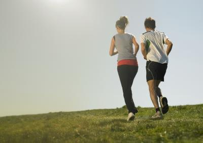Jogging Vs. Walking for Losing Calories