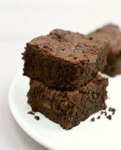 How to Lower the Fat in a Brownie Mix