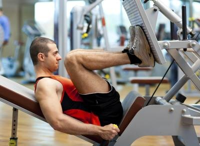 What Muscles Does the Seated Leg Press Exercise Machine Work?