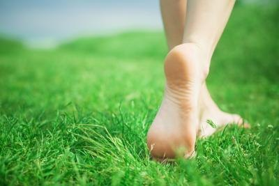 The Proper Form for Walking Barefoot