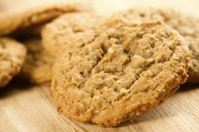Non-Gluten Substitute for Oats in Oatmeal Cookies