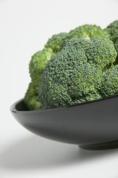 Nutrition Value of Steamed Broccoli