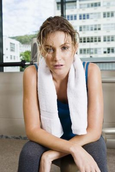 Heat Rashes After Exercise