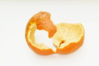 Nutrition Information for Dried Orange Peel