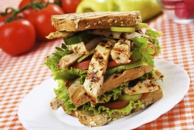 Healthy Lunch Ideas With Non-Processed Meats