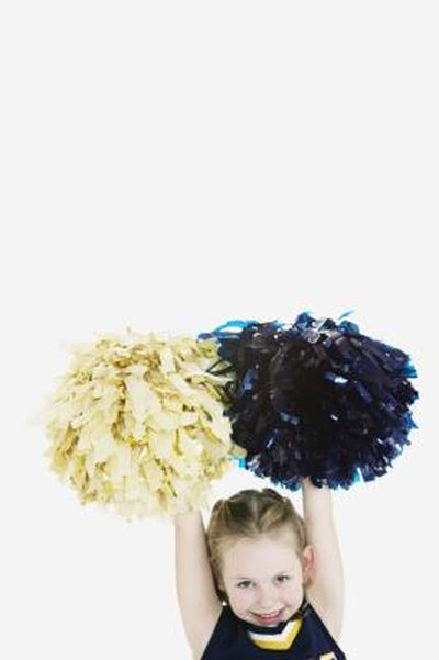 Online Cheerleading Dance Routines for Kids