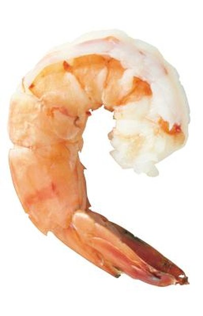 How to Cook Microwave-Steamed Shrimp