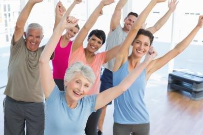 Dance Exercise for Seniors | LIVESTRONG.COM
