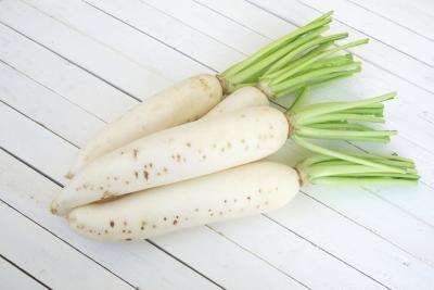 The Nutrition in Daikon