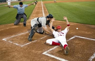 How Far Is It From Home Plate to Second Base on a High School Baseball Field?