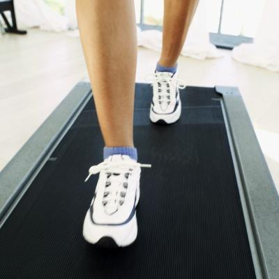 Is Walking on a Treadmill Good Exercise for a Pear-Shaped Body?