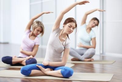 How Fast Will I Lose Weight by Doing Yoga?