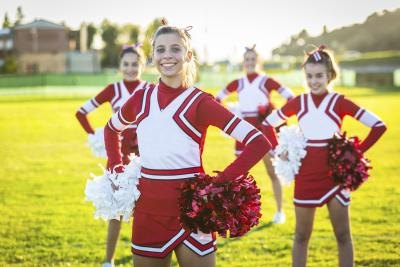 Cheer Squad Team Building Activities