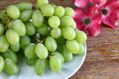 Grapes and Negative-Calorie Foods