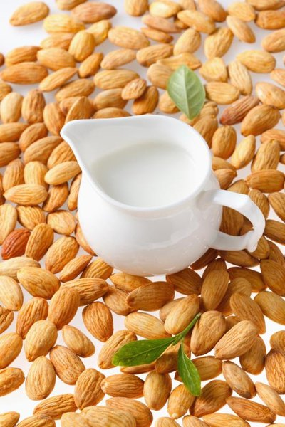 Calories in Homemade Almond Milk
