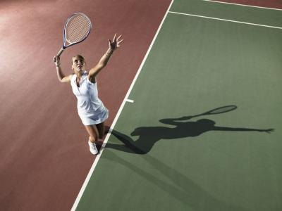 Mental Health & Physical Benefits of Playing Tennis