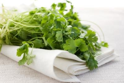 Nutrition Facts for Cilantro Leaves