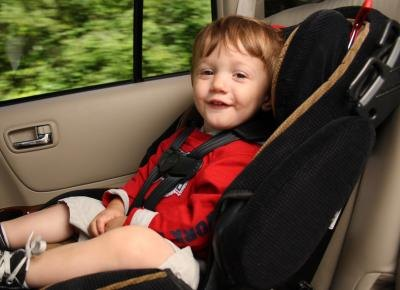Booster Seat Height and Weight Restrictions