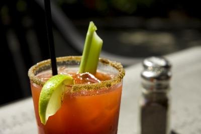 Bloody Mary Mix Nutritional Facts