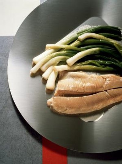 How to Cook a Trout Filet