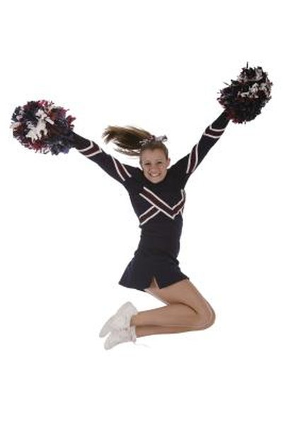 Physics of Cheerleading